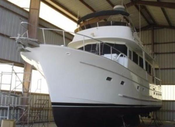 Marine Trader 50' Trawler Yacht