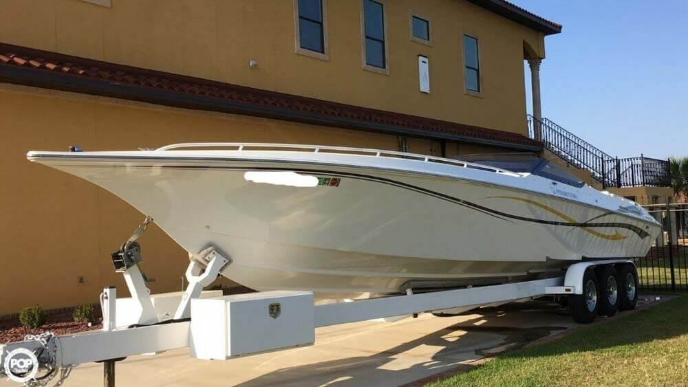 Fountain 38 Fever 1999 Fountain 38 Fever for sale in Mobile, AL