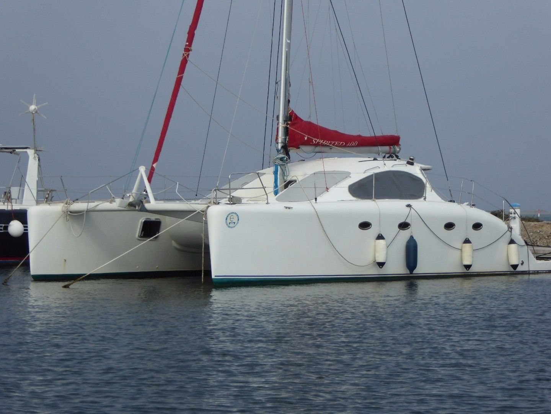Spirited Catamaran 420 Crossover