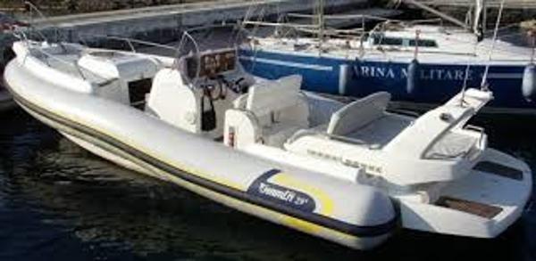 Marlin Boat Marlin 29