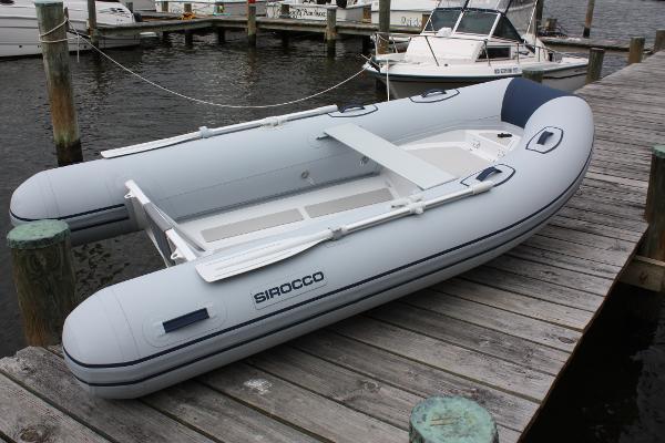 Sirocco Tender DH500