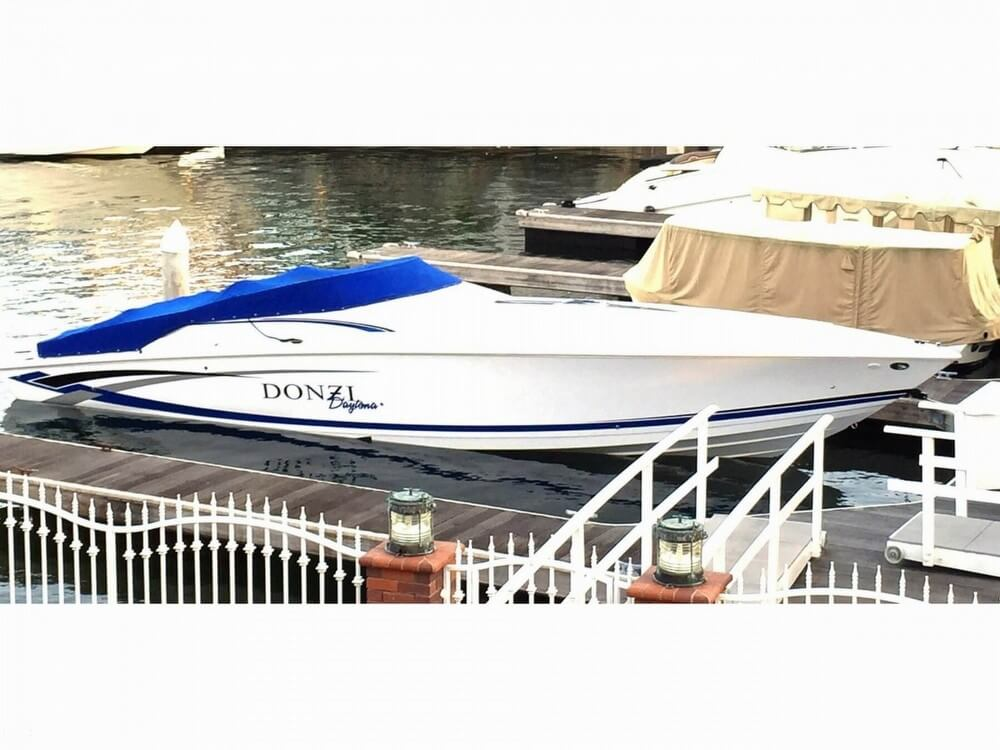 Donzi 38 ZX Daytona 2004 Donzi 38 ZX Daytona for sale in Huntington Beach, CA