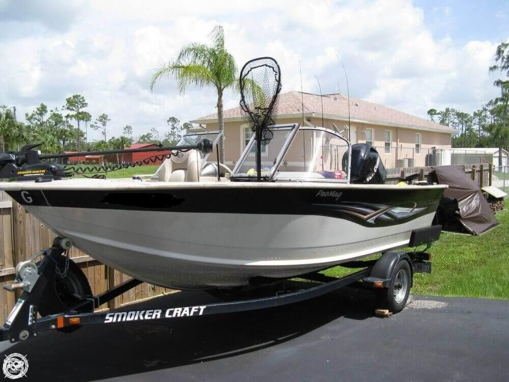 Smoker Craft Pro Mag 172 2008 Smoker Craft Pro Mag 172 for sale in Naples, FL