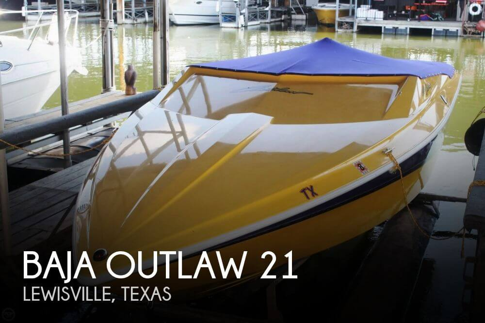 Baja Outlaw 20 2004 Baja Outlaw 21 for sale in Lewisville, TX