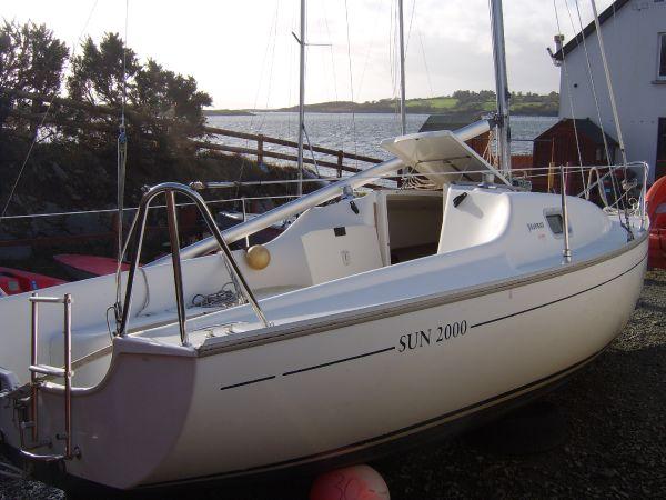 Jeanneau Sun 2000 Hull No. 804