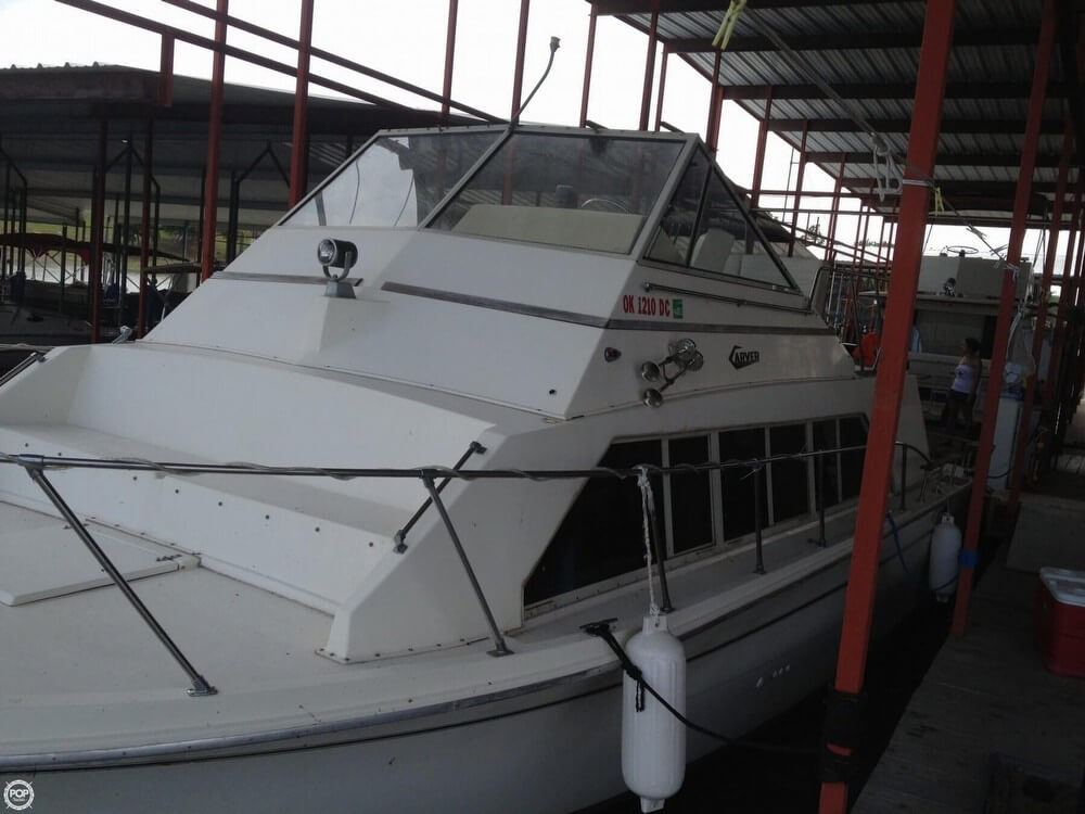 Carver Mariner 3396 1978 Carver Mariner 3396 for sale in Eufaula, OK