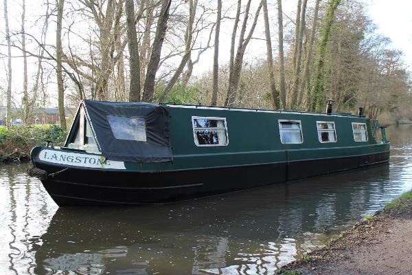 Colecraft 41' Narrowboat