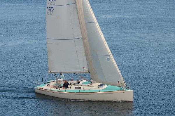 J Boats J/100 OLYMPIAN III