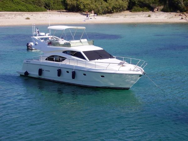 Ferretti Yachts 53 FERRETTI 53 ANNIVERSARY