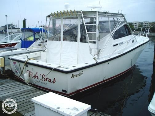 Rampage 36 1991 Rampage 36 for sale in Freeport, NY