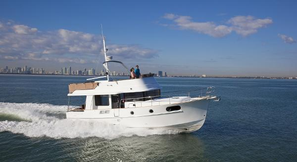 Beneteau Swift Trawler 44 Manufacturer Provided Image: Manufacturer Provided Image