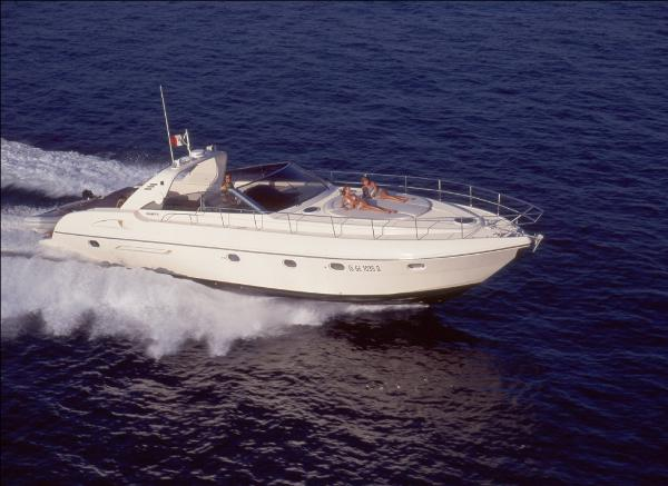 Gianetti 55 Sport Open