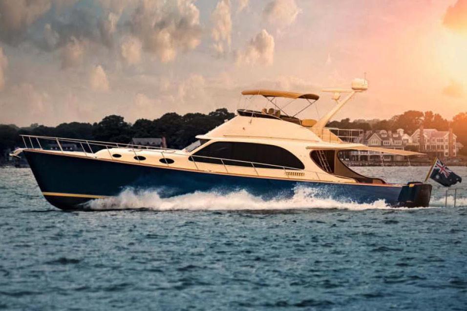 Palm Beach Motor Yachts Boat image