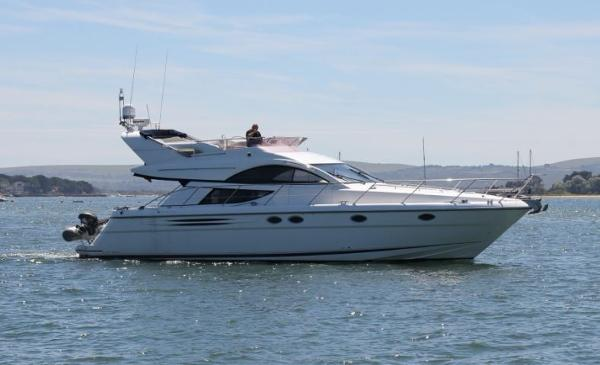 Fairline Phantom 46 For Sale