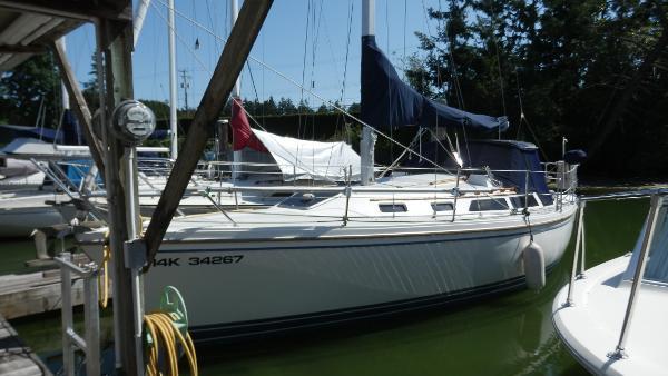 Catalina Mk Ii At the dock