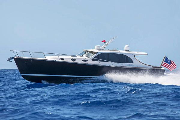Palm Beach Motor Yachts PB45