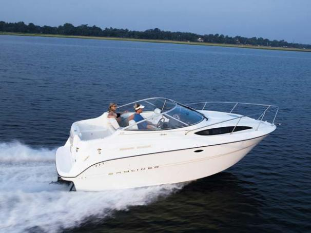 Bayliner 245 SB Cruiser Manufacturer Provided Image