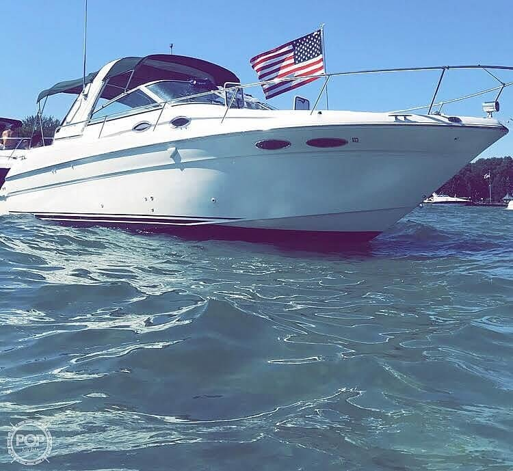 Sea Ray 290 Sundancer 1999 Sea Ray 31 for sale in Almont Township, MI