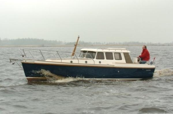 Motoryacht Haber 800M