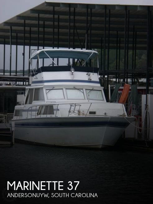 Marinette 37 1981 Marinette 37 for sale in Anderson, SC