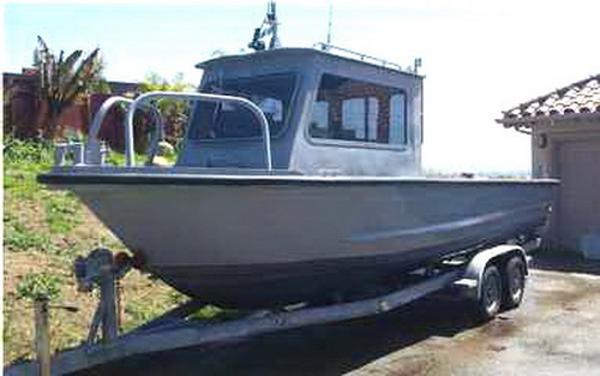 Monark Utility Boat