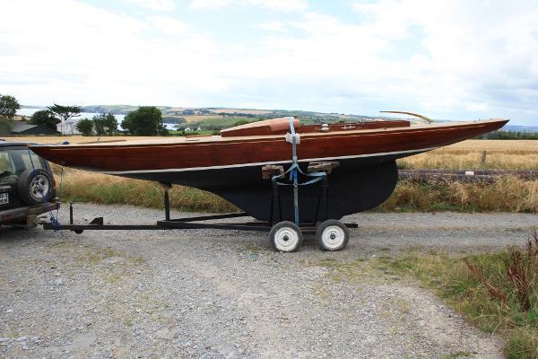 Dragon Keelboat 29 Dragon Keelboat 29