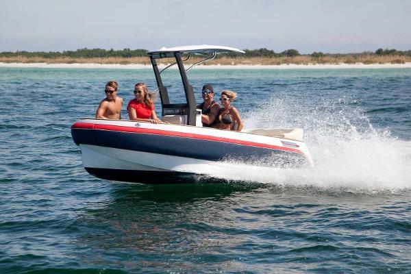 Carbon Craft Yacht Tender, Jet Tender