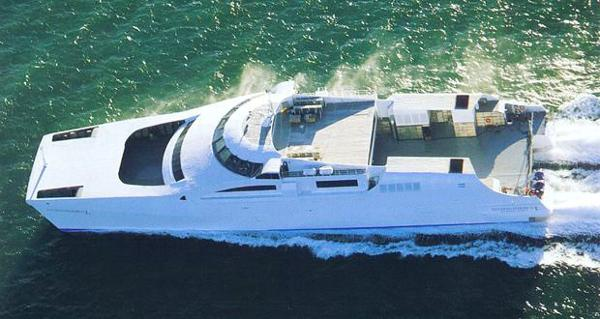 Custom Ultra Fast Ferry