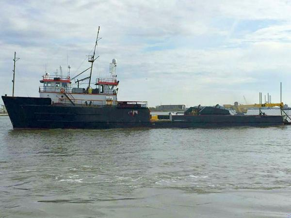 Commercial Steel Utility Vessel