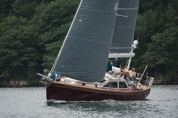Morris Yachts Ocean Series 52RS Far Out Sailing