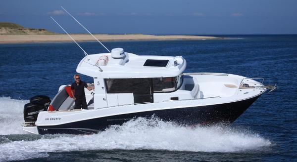 Beneteau Barracuda 9 Manufacturer Provided Image