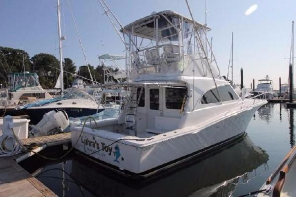 Luhrs 40 Convertible Overall