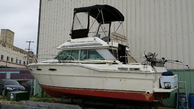 Sea Ray 300 DB