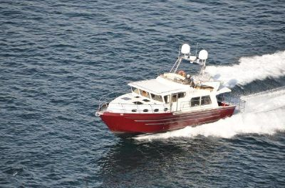 EagleCraft 43' Pilothouse Cruiser