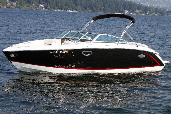 Cobalt R5 Cobalt R5 on Lake Washington