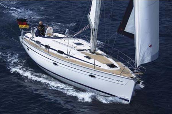 Bavaria 39 Cruiser Manufacturer Provided Image: Sailing
