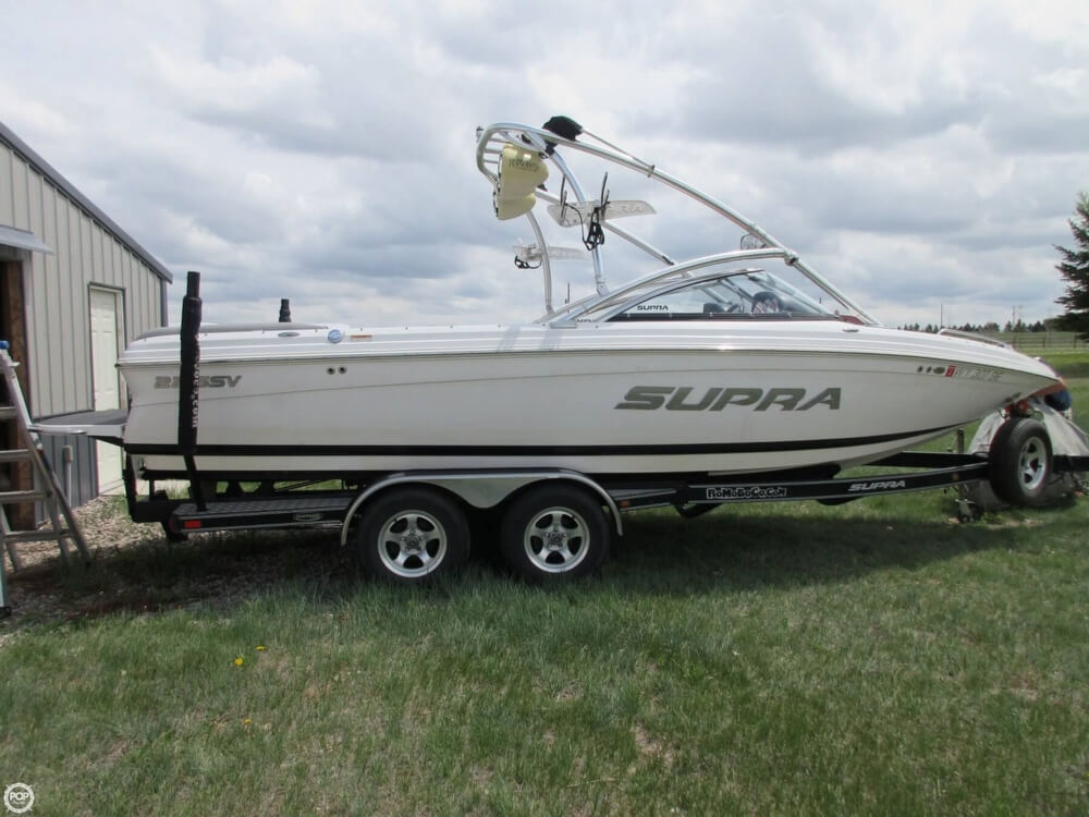 Supra 22 Ssv 2008 Supra Launch 22SSV for sale in Cheyenne, WY