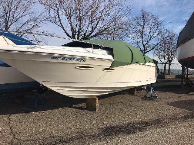 Sea Ray 260 Cuddy