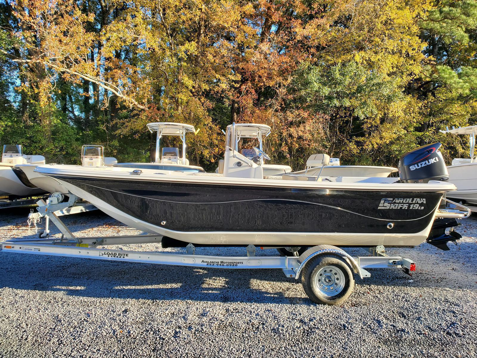 Carolina Skiff 19 LS SS PACKAGE