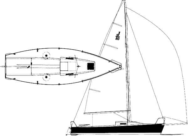 J Boats J/80 Manufacturer Provided Image