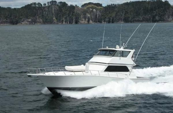 Viking 58' Game Boat