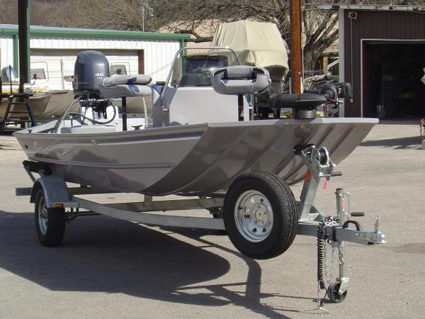 G3 Boats 1656 CCJ Deluxe