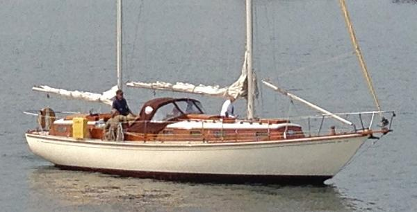 Dickerson Aft Cabin Ketch