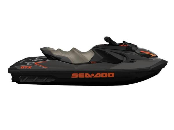 Sea-Doo GTX 300 iBR & Sound System