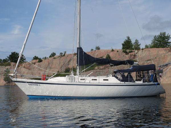 Canadian Sailcraft CS 36
