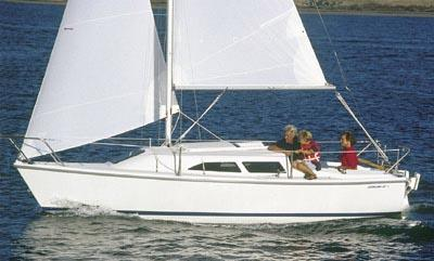 Catalina 22 MkII Manufacturer Provided Image
