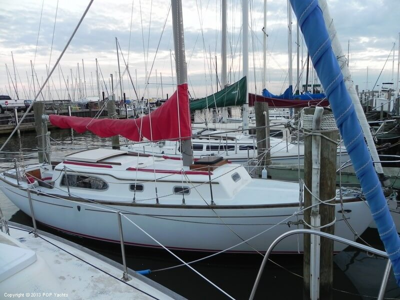 Columbia 29 S & S Mark II 1967 Columbia 29 S & S Mark II for sale in Norfolk, VA