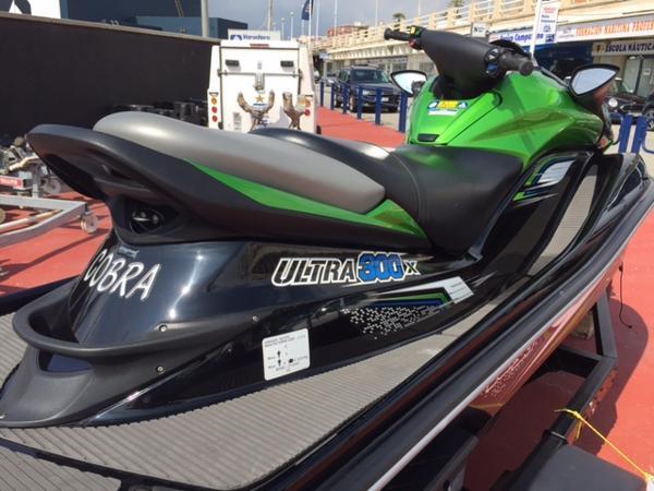 Kawasaki ULTRA 300X, JT 1500HCF