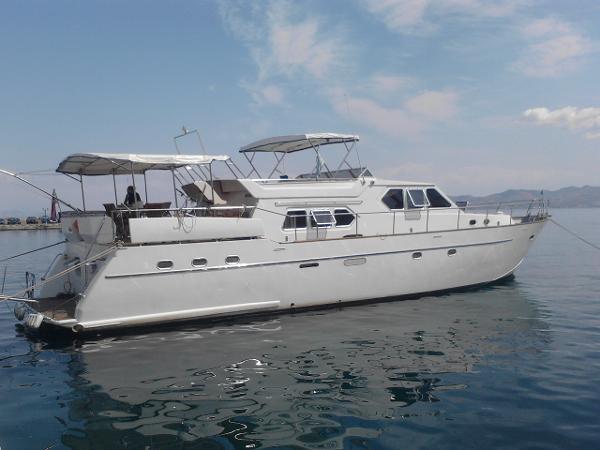 Trawler Custom 62ft Roberts design