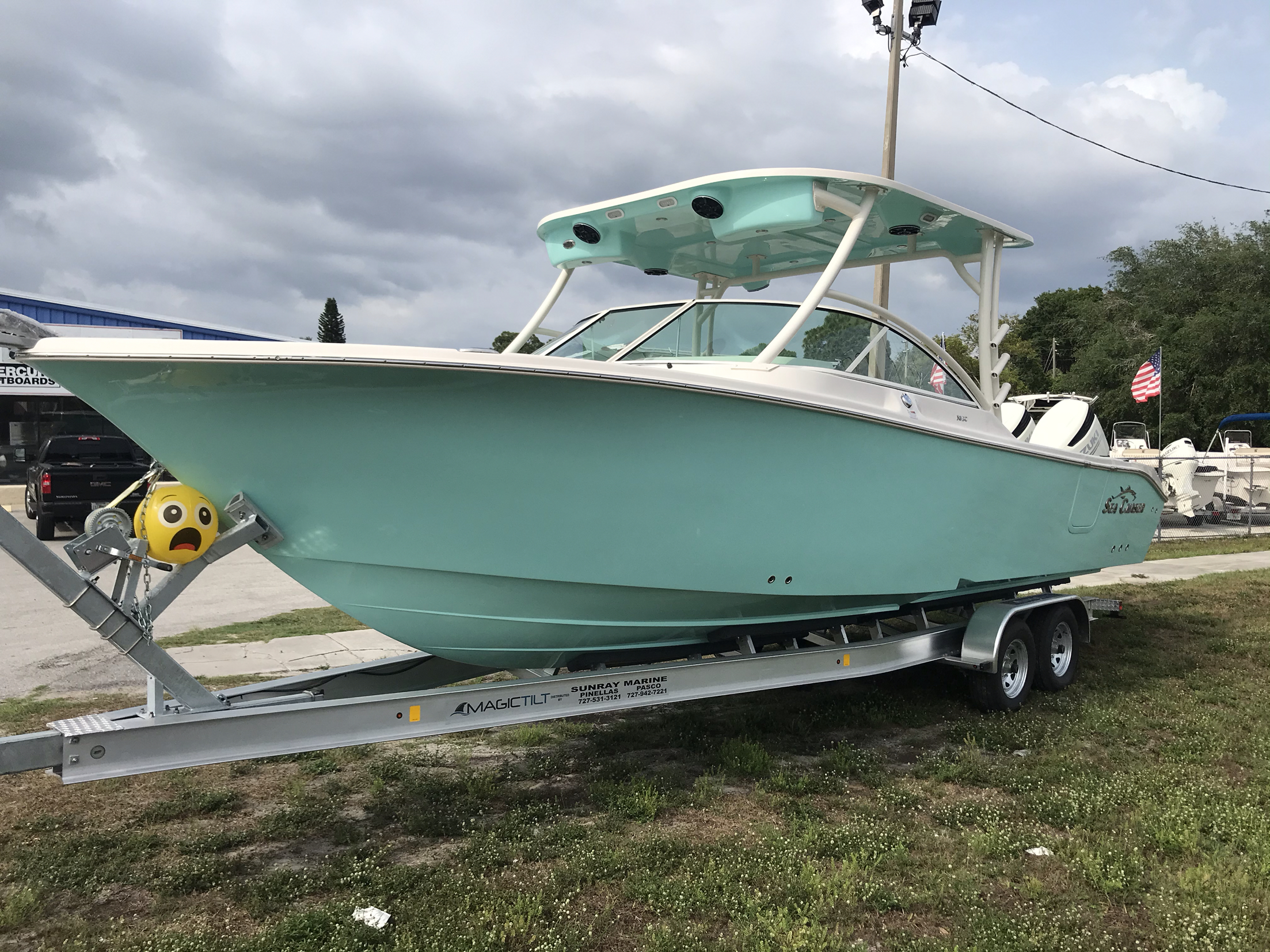Sea Chaser 30 HFC DC